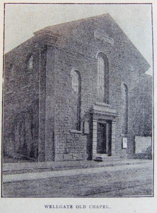Rotherham, Wellgate Church, Yorkshire
