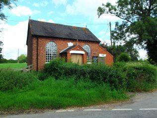 Sutton-on-the-Hill Primitive Methodist Chapel