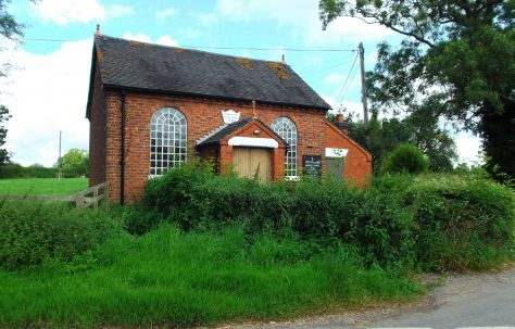 Sutton-on-the-Hill Primitive Methodist Chapel