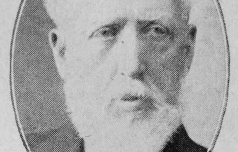 Councillor John Scott Pickup of Helmshore