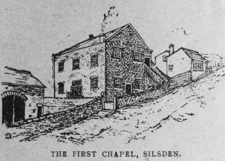 1821Silsden Primitive Methodist chapel | Christian Messenger 1921/234