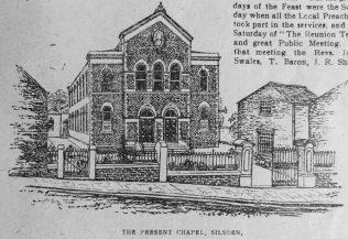 1871 Silsden Primitive Methodist chapel | Christian Messenger 1921/234