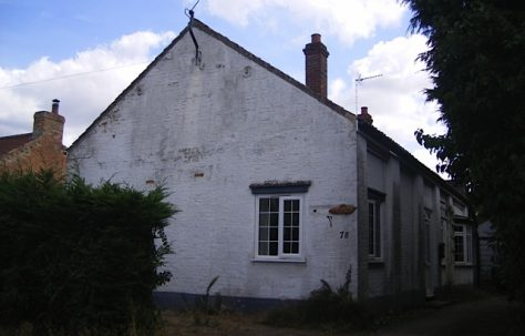 Shouldham Primitive Methodist Chapel, Norfolk