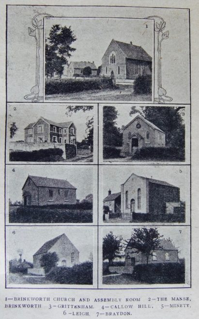 chapels of the Brinkworth circuit i | Christian Messenger 1922/78