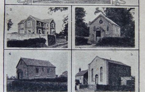 Braydon Primitive Methodist chapel