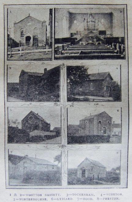 chapels of the Brinkworth circuit ii | Christian Messenger 1922/78