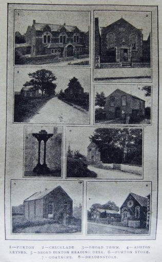 chapels of the Brinkworth circuit iii | Christian Messenger 1922/78