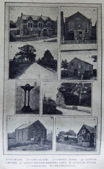 chapels of the Brinkworth circuit iii | Christian Messenger 1922/78