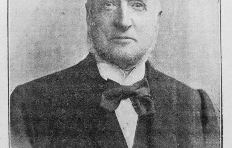 Alderman James Smith, J.P. of Brierfield