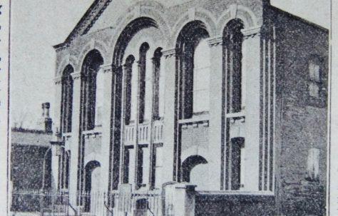 Grays Primitive Methodist chapel