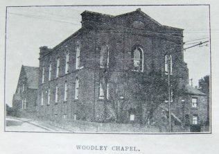 Woodley, and two of its sons: Revs Thomas Bramall and Luke Stafford