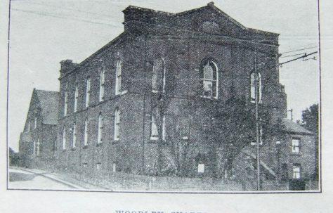 Woodley Primitive Methodist Chapel, Cheshire