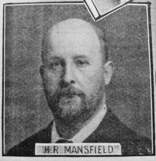 H R Mansfield