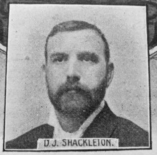D J Shackleton