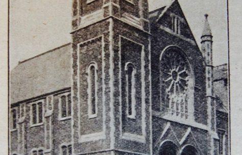 Buck's Road Primitive Methodist Chapel, Douglas