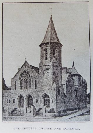 Chester le Street Primitive Methodist chapel | Christian Messenger 1923/236