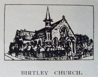 Birtley Primitive Methodist chapel | Christian Messenger 1923/236