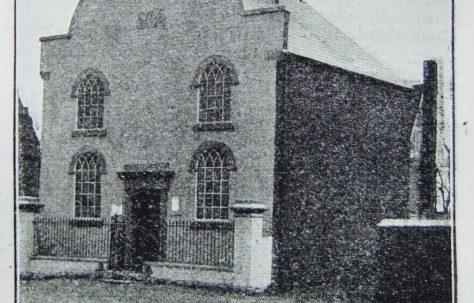 Wheaton Aston Primitive Methodist chapel