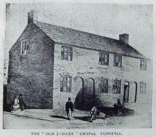 Tunstall, Staffordshire
