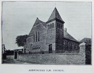 Aberyschan Primitive Methodist chapel | Christian Messenger 1904/198