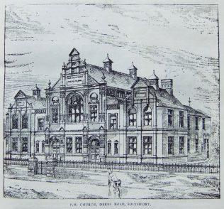 Southport Derby Road Primitive Methodist schools | Christian Messenger 1904/273