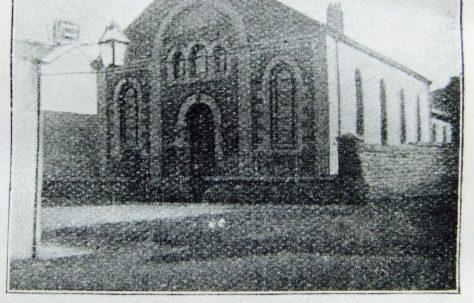 Tredegar James Street Primitive Methodist Chapel