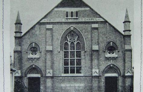 Enfield Primitive Methodist chapel