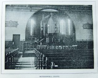 Motherwell Primitive Methodist chapel | Christian Messenger 1902/169