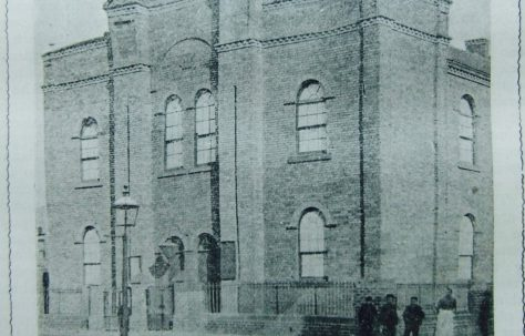 Blyth Cowpen Quay Primitive Methodist chapel