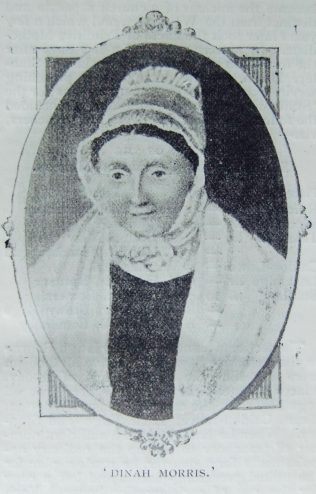 Our First Preaching Places and 'Dinah Morris'