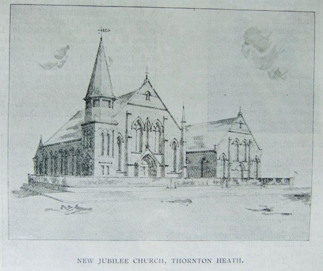 Thornton Heath Primitive Methodist chapel | Christian Messenger 1901/116; 1901/149