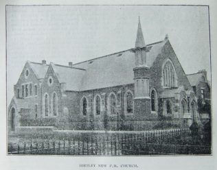Birtley Primitive Methodist chapel | Christian Messenger 1901/305