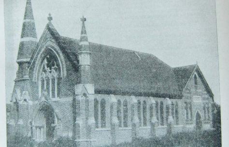 Handsacre Primitive Methodist chapel