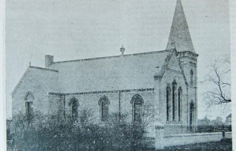 Gilberdyke Primitive Methodist chapel