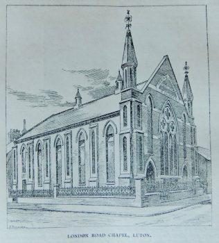 London Road Primitive Methodist Chapel, Luton | Christian Messenger 1900/119