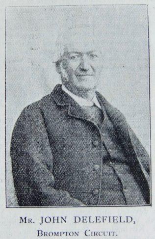 Delefield, John (1818-1903)