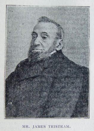 Tristram, James (1809-1900)