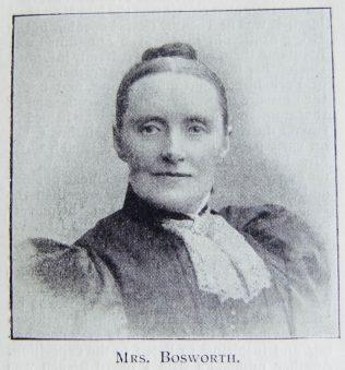 Bosworth, Susannah Anne (nee Chaloner) 1845-1899