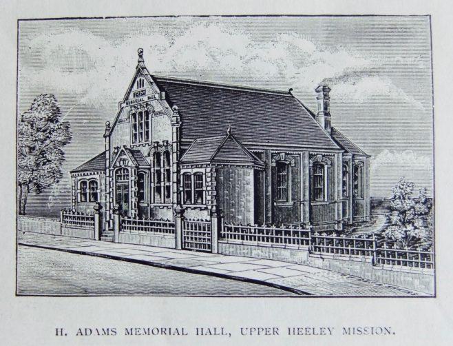 Henry Adams Memorial Hall | Christian Messenger 1899/371