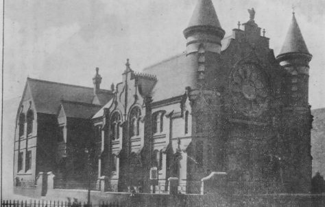 Nuneaton Primitive Methodist Chapel, Warwickshire
