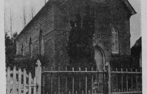 Morgan's Vale Primitive Methodist chapel