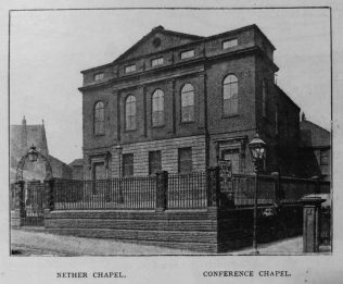 Sheffield Nether  Primitive Methodist chapel  | Primitive Methodist Magazine 1901/413
