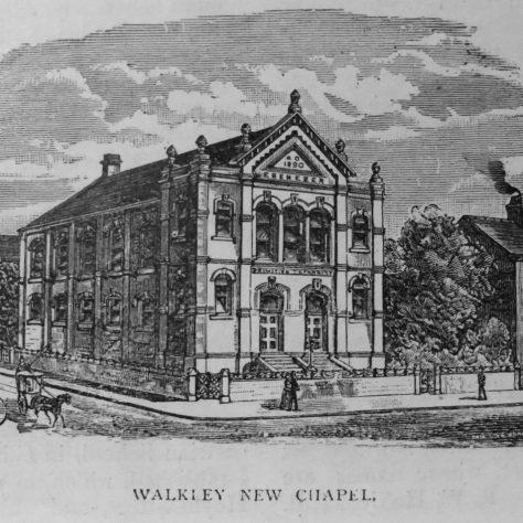 Sheffield Walkley  Primitive Methodist chapel | Primitive Methodist Magazine 1901/413