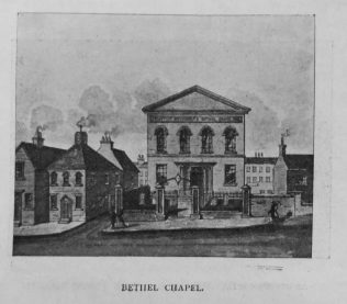 Sheffield Bethel Primitive Methodist chapel | Primitive Methodist Magazine 1901/413