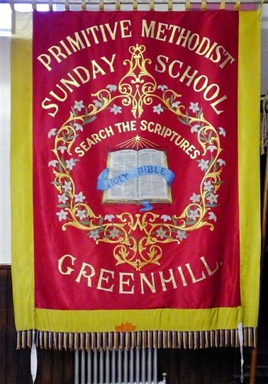 Greenhill Methodist Church
