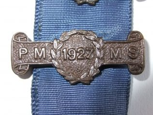 First PM Missionary Society Medal | Englesea Brook Museum
