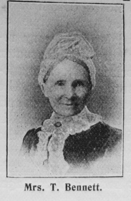 Ann Bennett, nee Johnson