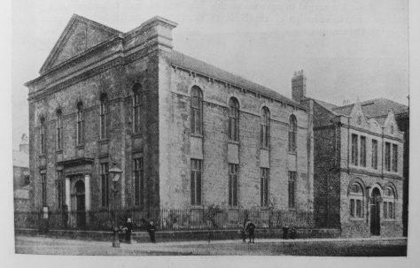 Hartlepool Brougham Street Primitive Methodist chapel