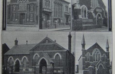 Lowestoft Mill Road Primitive Methodist chapel