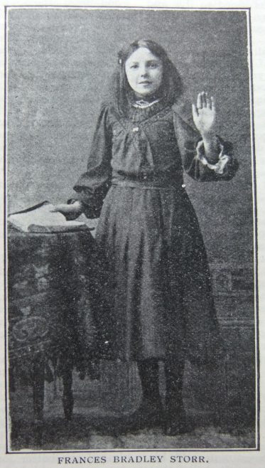 Frances Bradley Storr